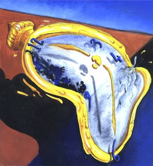 Melting-clock-dali