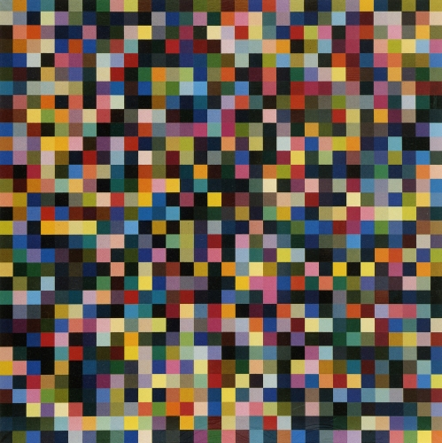 Richter colours