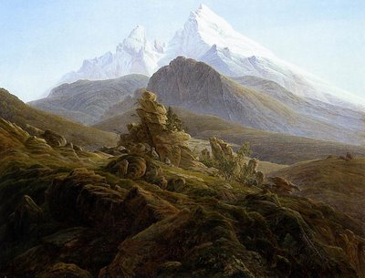 FRIEDRICH_Caspar_David_The_Watzmann