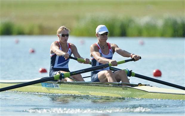 Womens rowers