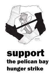 Pelican bay hunger strike images