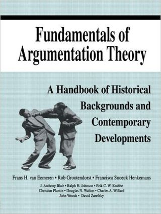 Cover Fundamentals of Argumentation